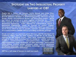 Spotlight on the Two Intellectual Property Lawyers at OBT